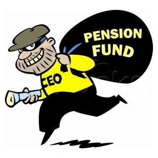 pension thief