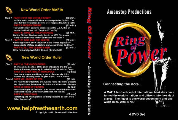 Click HERE, To Purchase 'The Ring of Power'
