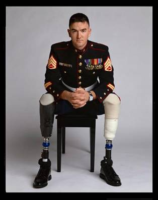 crippled soldier