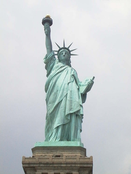 the history and importance of the statue of liberty Bartholdi's budding interest in history and liberty are linked to our conception of the statue americans call lady liberty: give me your tired.
